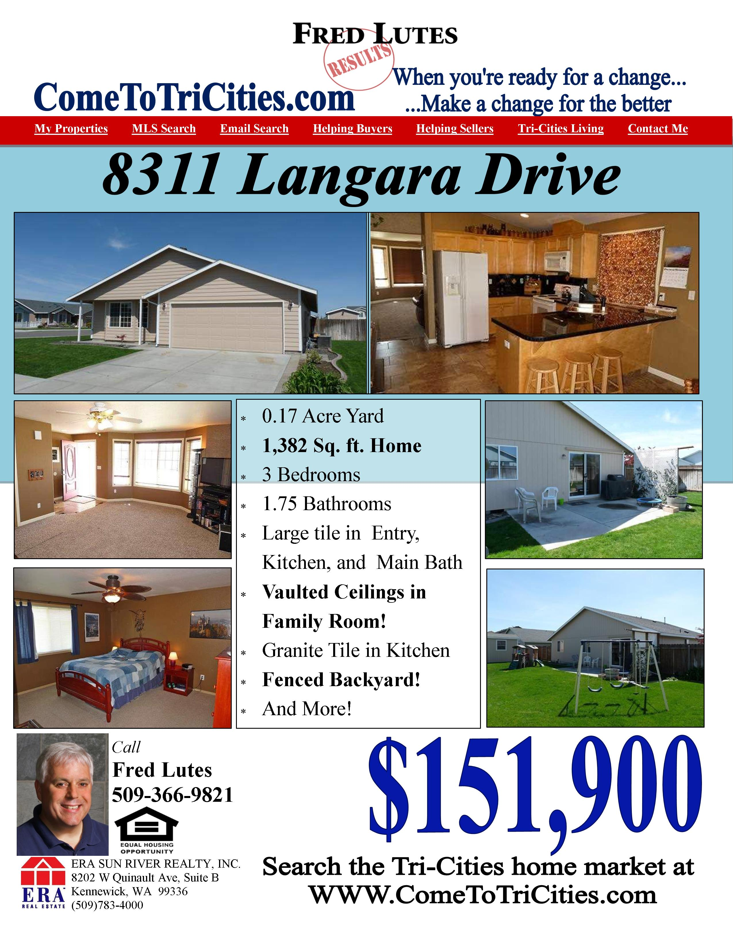 home for cometotricitiesblog com flyer 8311 langara drive